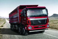 福田 欧曼ETX 9系重卡 430马力 8X4 7.8米自卸车(法士特12挡)(BJ3313DMPKF-AA)图片