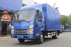 江淮 帅铃K340 152马力 4.13米单排厢式轻卡(HFC5041XXYP73K1C3V) 卡车图片