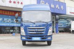 四川现代 瑞越 109马力 4.18米单排栏板轻卡底盘(CNJ1041ZDB33M) 卡车图片