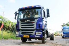 江淮 格尔发A5L中卡 160马力 4X2载货车底盘(HFC1161P3K1A47S3V)图片