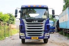 江淮 格尔发A5W重卡 310马力 8X4 9.6米栏板载货车(HFC1311P1K2H45S3V)图片