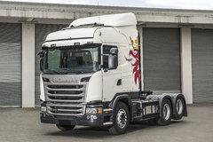 斯堪尼亚 G系列重卡 舒适型 440马力 6X2公路牵引车(型号Streamline G440) 卡车图片