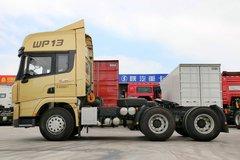 陕汽重卡 德龙X3000 500马力 6X4牵引车(SX4250XC4Q2)