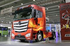 福田 欧曼EST 6系重卡 超级卡车 430马力 4X2牵引车 卡车图片