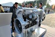 中国重汽MC13.54-50 540马力 13L 国五 柴油发动机
