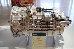 中国重汽HW19710T 10挡 手动变速箱