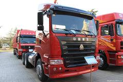 中国重汽 豪运重卡 380马力 6X4牵引车(ZZ4255N3245D1) 卡车图片