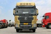 陕汽重卡 德龙X3000 轻量化版 430马力 6X4 LNG牵引车(11.5T后桥)(SX42584V384TL)