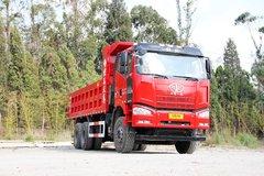 一汽解放 J6P重卡 西南版 370马力 6X4 6.4米自卸车(CA3250P66K24L2T1AE4) 卡车图片