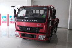 跃进 帅虎H500-33 113马力 4.24米栏板载货车(NJ1040DCFT5) 卡车图片