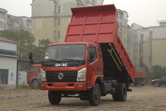 东风 力拓4102 价值版 129马力 4X2 3.7米自卸车(带副车架)(EQ3041GDAC)