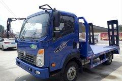 重汽王牌 7系 129马力 4X2 平板运输车(CDW5040TPBHA3Q4) 卡车图片