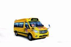 福田欧辉 129马力 4x2 幼儿专用校车(BJ6590S2CDA-1)(长轴)