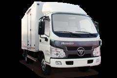 福田 骁运L2 110马力 4.15米单排厢式轻卡(BJ5045XXY-4) 卡车图片