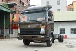 中国重汽HOWO 统帅 154马力 4200轴距轻卡底盘(ZZ1137F421CD1)