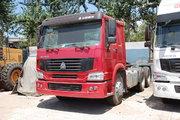 中国重汽 HOWO重卡 375马力 6X4 牵引车(平顶)(ZZ4257S3247CZ)