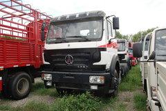 北奔 NG80重卡 360马力 4X2 牵引车(ND4183A38J) 卡车图片