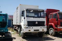 中国重汽 黄河少帅 190马力 6X2 厢式载货车(ZZ5161XXYG52C5W) 卡车图片