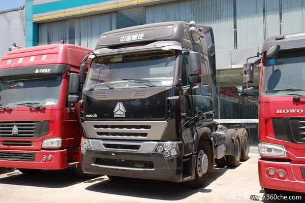 中国重汽开拓海外市场