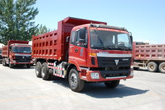 福田 欧曼ETX 9系重卡 290马力 6X4 6.5米自卸车(BJ3253DLPJE-S1) 卡车图片