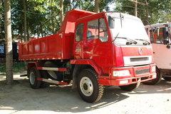 东风柳汽 乘龙609中卡 180马力 4X2 4.5米自卸车(LZ3121LAH)
