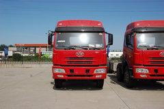 解放 悍威(J5M)重卡 240马力 8X4 仓栅载货车(CA5240CLXYP4K2L11T4) 卡车图片