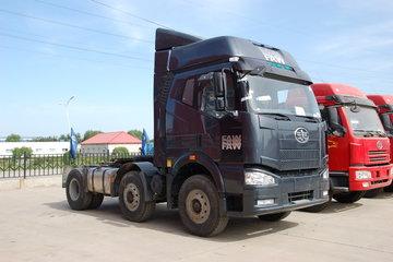解放 J6P重卡 390马力 6X2 牵引车(平顶)(CA4250P66K24T3HE)