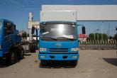 青岛解放 骏威(J5K)中卡 180马力 4X2 7.6米厢式载货车(CA5120XXYPK2L5EA80-3)