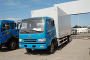 解放 骏威(J5K)中卡 130马力 4X2 厢式载货车(CA5083XXYK28)