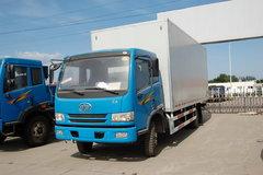 解放 骏威(J5K)中卡 130马力 4X2 厢式载货车(CA5083XXYK28) 卡车图片