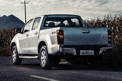 江西五十铃 D-MAX 2015款 精英型 2.5T柴油 两驱 双排皮卡(高通过)(JXW1030ASA)