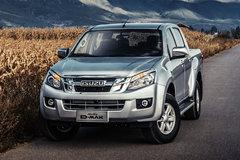 江西五十铃 D-MAX 2015款 基本型 2.5T柴油 两驱 双排皮卡(JXW1030ASA)