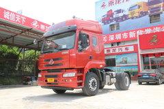 东风柳汽 乘龙M5重卡 350马力 4X2港口牵引车(LZ4180M5AA)