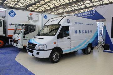 南京依维柯 129马力 4X2 冷藏车(飞球牌)(ZJL5044XLCB5)