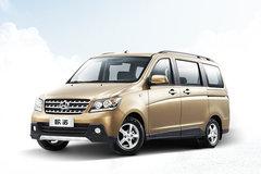 长安商用车 欧诺 2014款 豪华型 106马力 1.5L面包车