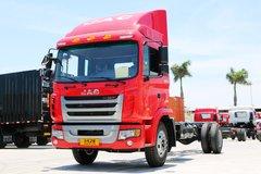 江淮 格尔发K3L中卡 180马力 4X2 5300轴距 6.8米载货车底盘(HFC1161P3K1A53AF) 卡车图片