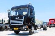 江淮 格尔发K6L中卡 190马力 4X2 7.8米厢式载货车底盘(HFC5161XXYP3K2A57S5V)