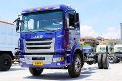 江淮 格尔发K3L重卡 220马力 4X2 5700轴距 6.8米载货车底盘(HFC1161P3K1A53AF) 卡车图片