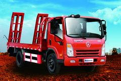 大运 奥普力 115马力 4X2平板运输车(LHG5040TPB-DY01)