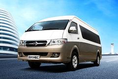海格汽车 H6V 2015款 汽油版 150马力 2.7L商务车
