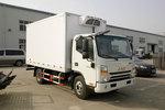 江淮帅铃 124马力 4X2 冷藏车(HFC5041XLCP73K2C3-1)