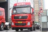陕汽康明斯 德龙X3000 复合版 420马力 8X4载货车底盘(SX13184V456C)