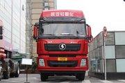 陕汽重卡 德龙X3000 轻快版 460马力 8X2 9.5米栏板载货车(SX13204C45B)
