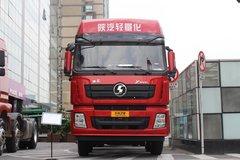 陕汽重卡 德龙X3000 375马力 8X2 9.5米厢式载货车(SX5320XXY4C45B)