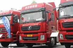 陕汽康明斯 德龙X3000 轻量化版 385马力 4X2危险品牵引车(SX41884R361C) 卡车图片