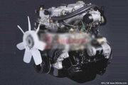 江铃JX493ZLQ4 109马力 2.77L 国四 柴油发动机