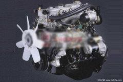 江铃JX493ZLQ5 116马力 2.77L 国五 柴油发动机