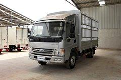 开瑞 绿卡C 城配版 110马力 4.1米单排仓栅式轻卡(SQR5040CCYH29D) 卡车图片