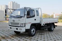 一汽红塔 解放金铃 120马力 3.8米排半栏板轻卡(CA1040K35L3R5E4) 卡车图片