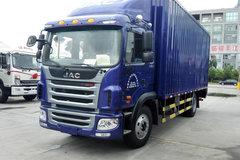 江淮 格尔发A5中卡 180马力 4X2 7.77米厢式载货车(HFC5181XXYP3K3A57S2V)图片